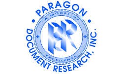 Paragon Document Research, Inc.